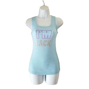 🆕Emme Jordan I'm Back Tank Top Sleepwear
